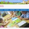 Website for Atelier des Petits Pas